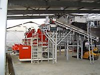 Bag filling machine  Bio-Fungi, Hungary